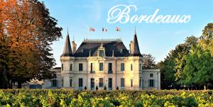 Chateau Bordelais etiquette